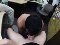 Desperate twink gets butthole fucked