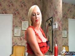 1980s Porn Superstar Makes Her Comeback At 50PlusMILFs.com!