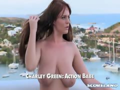 Charley Green: Action Babe